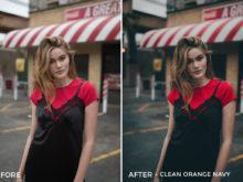 2 Clean Orange Navy - Nathan Jesko Lightroom Presets - Nathan Jesko Photography - FilterGrade Digital Marketplace