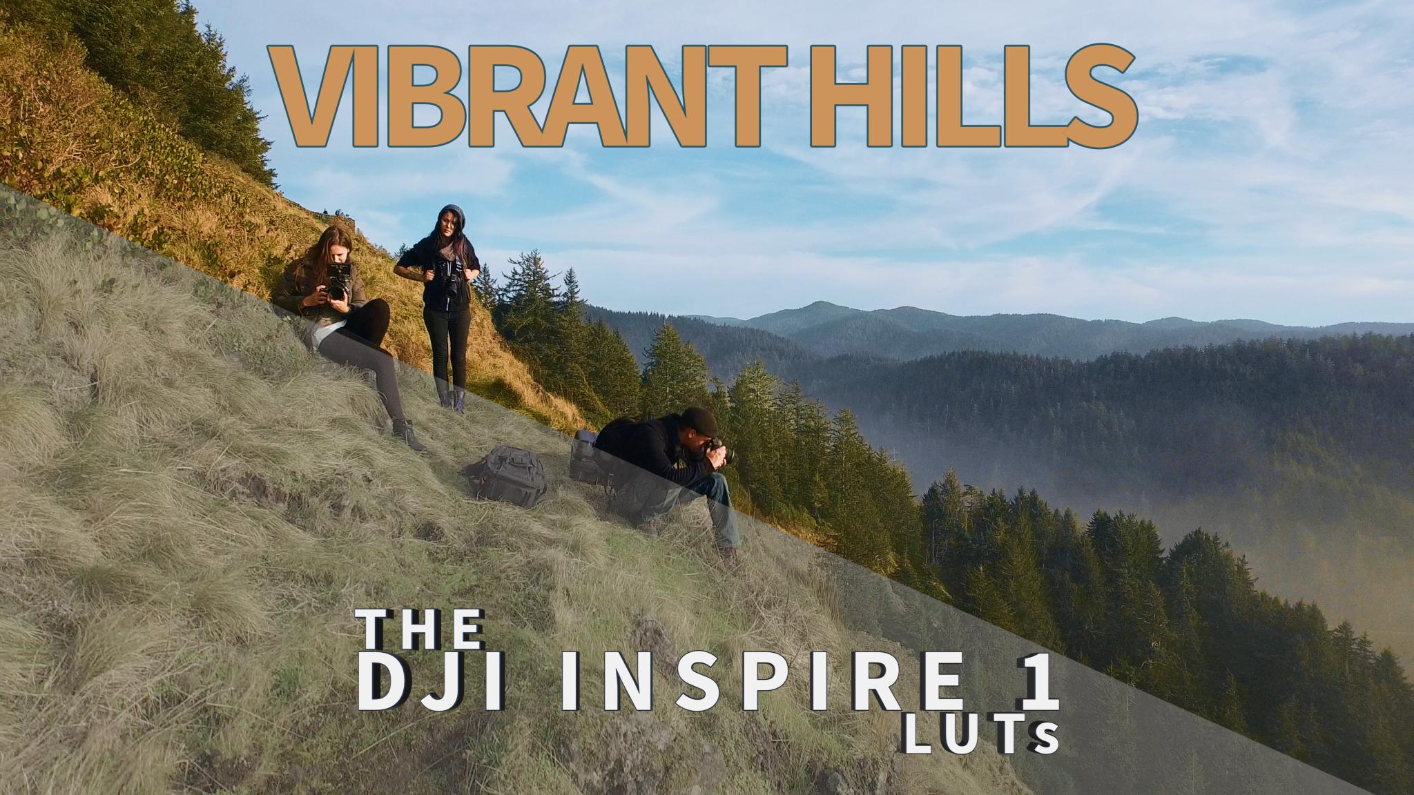 vibrant hills luts