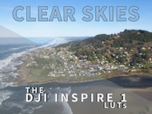 clear skies video luts for drones by neumann films