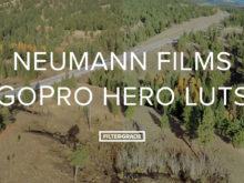 Neumann Films GoPro Hero LUTs