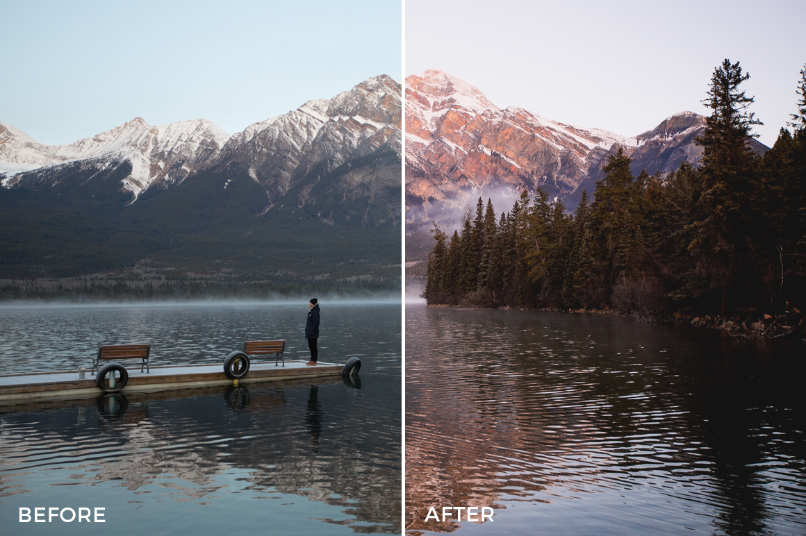 gorgeous outdoor lightroom presets from vancitywild
