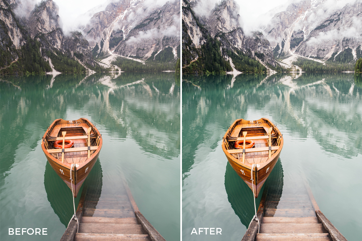 nature effects for adobe lightroom