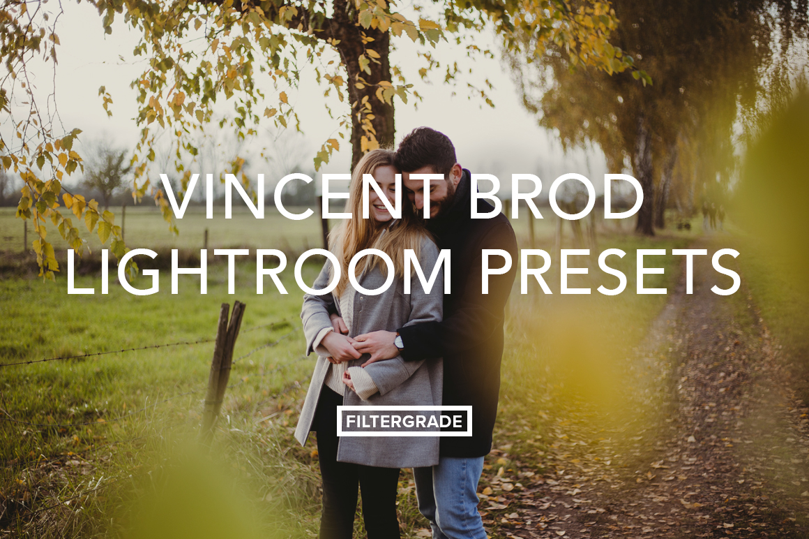 Vincent Brod Lightroom Presets