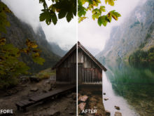 vibrant and colorful lightroom presets by remy brand