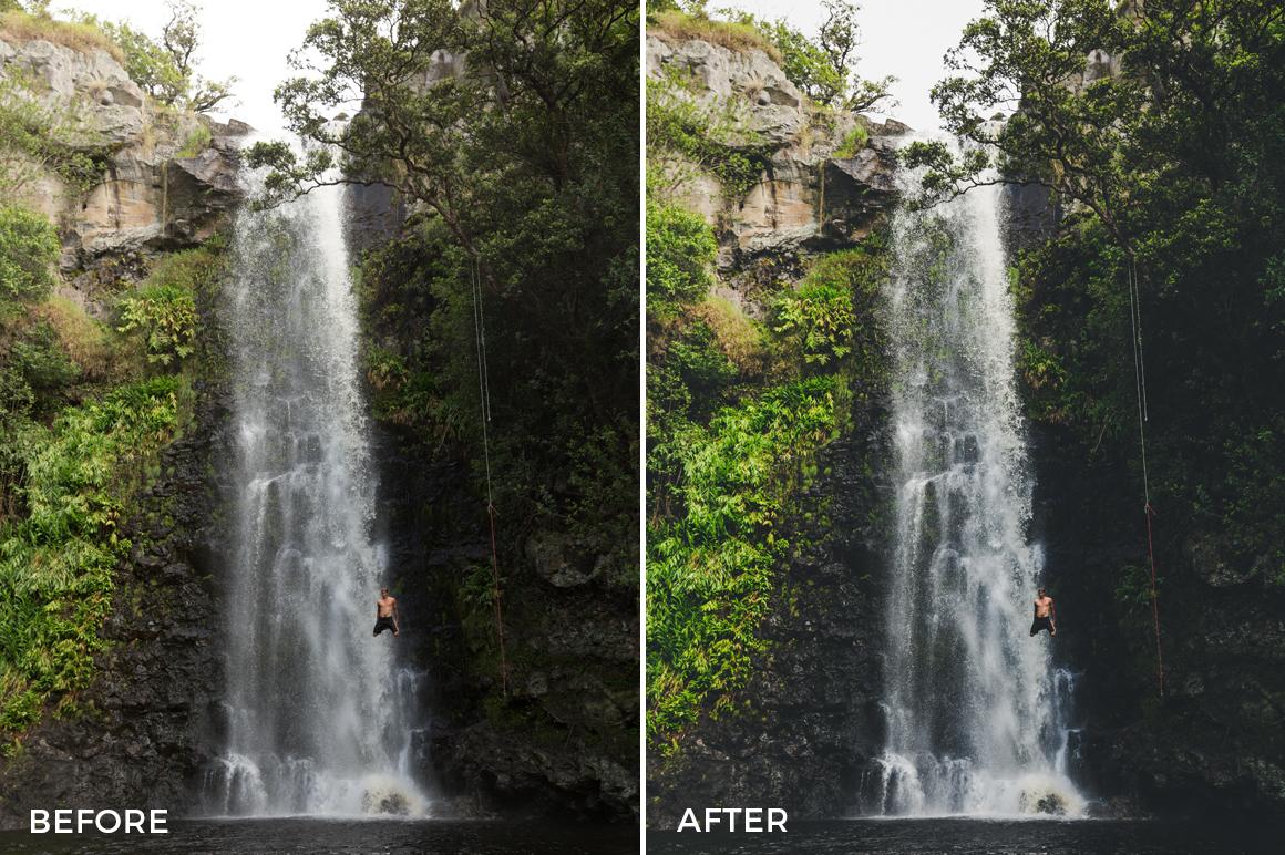 travel photographer lightroom presets
