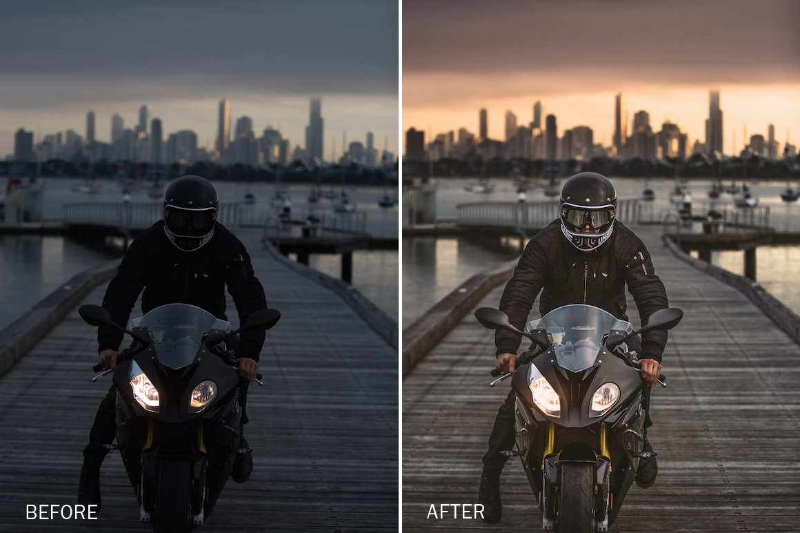 Hazy effect for Lightroom by Aaron Brimhall