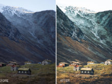 Outdoor Lightroom Presets from Aaaron Brimhall