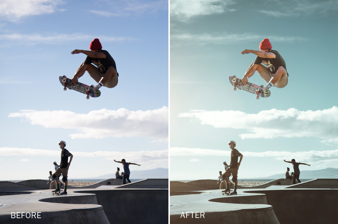 Warm Lightroom Presets from Aaron Brimhall