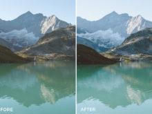 clean colors lightroom presets