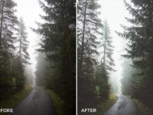 moody landscape lightroom presets by jannik obenhoff