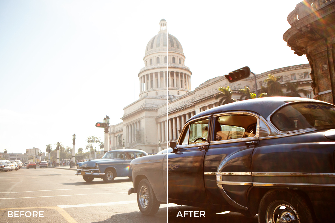 vintage film capture one styles for photographers