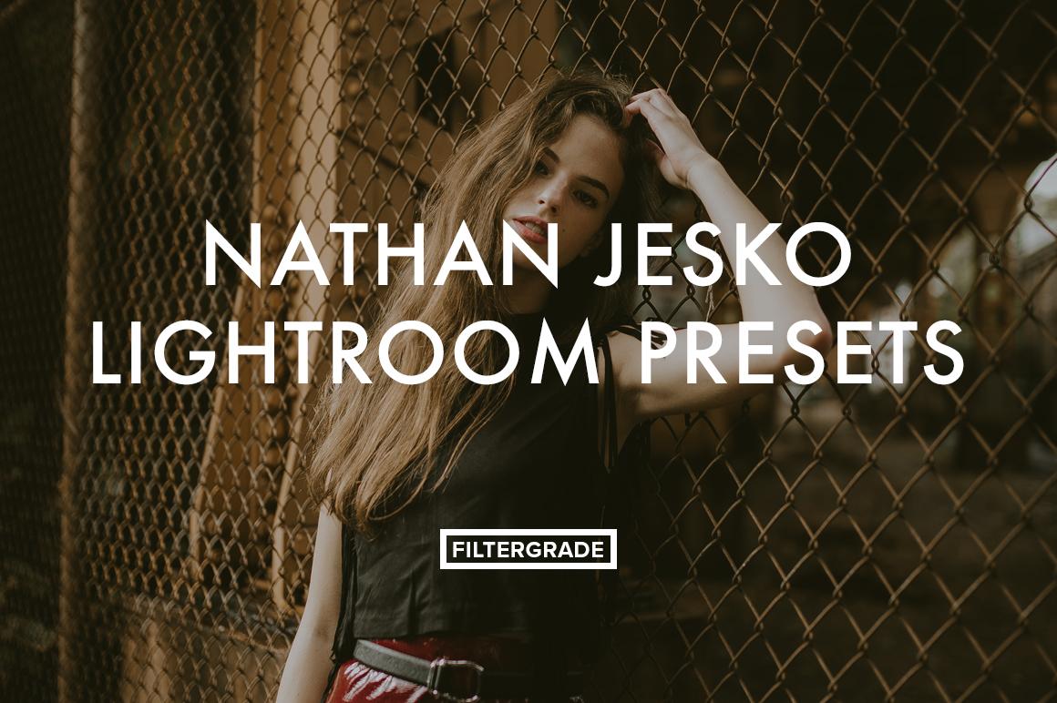 Nathan Jesko Lightroom Presets
