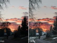 sunset blogger lightroom presets