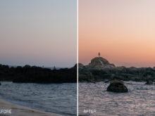 beach vibes lightroom presets