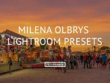 Milena Olbrys Lightroom Presets