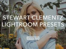 Stewart Clemetz Lightroom Presets - FilterGrade Final Preview