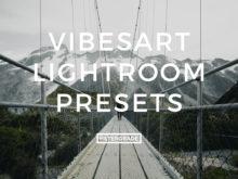 Vibesart Lightroom Presets for street photographers.