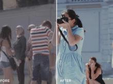 cineplus vistalut video color grading