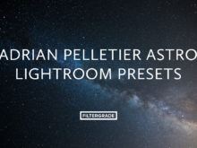 Adrian Pelletier Astro Lightroom Presets