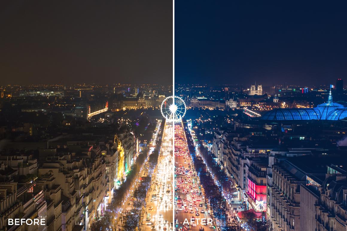 3 Bonjour Paris Lightroom Presets Stéphane Legrand
