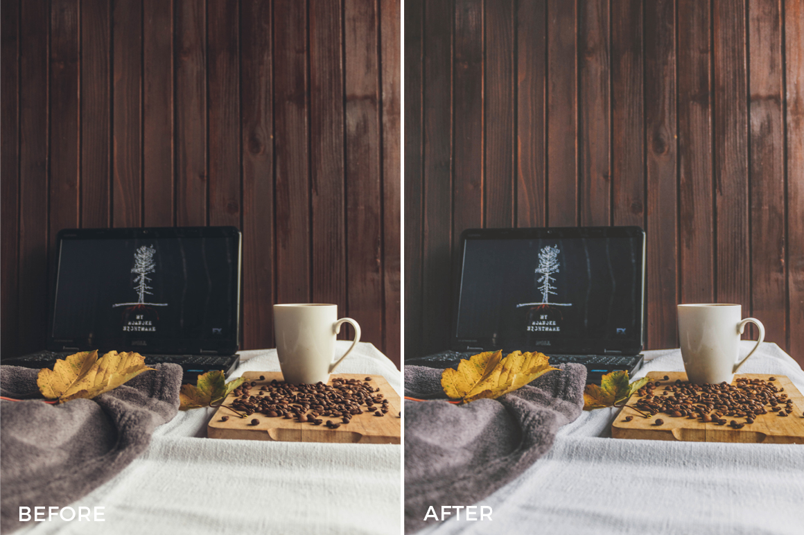 6 Filip Putak Lightroom Presets Preview - FilterGrade Marketplace