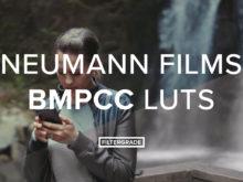 Black Magic Pocket Cinema Camera LUTs by Neumann Films