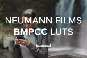 Black Magic Pocket Cinema Camera LUTs by Neumann Films