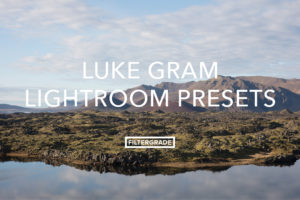 Featured Luke Gram Lightroom Presets