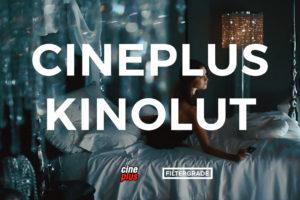 Cineplus KinoLUT Cinematic Color Grading LUTs