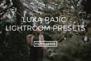 Luka Rajic Feature Lightroom Presets