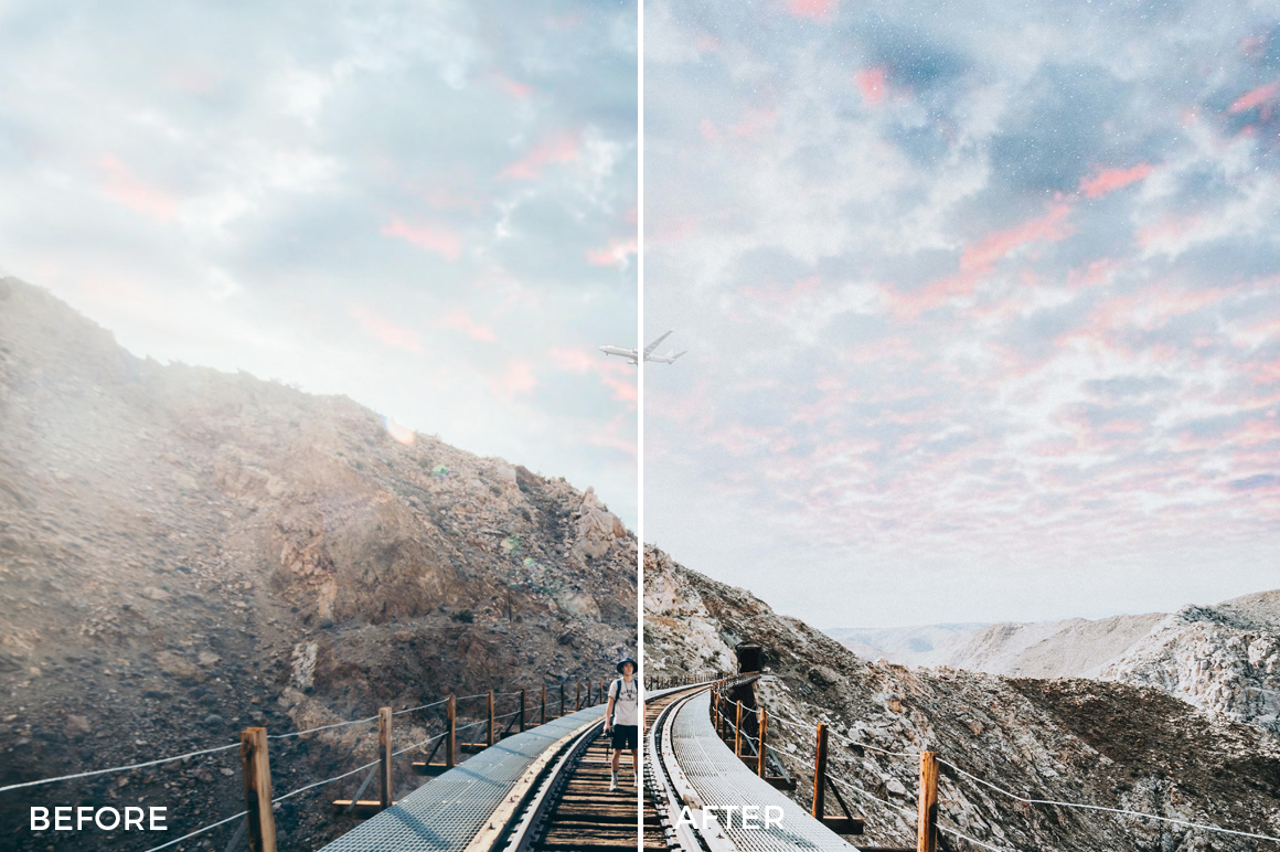dreamy lightroom presets