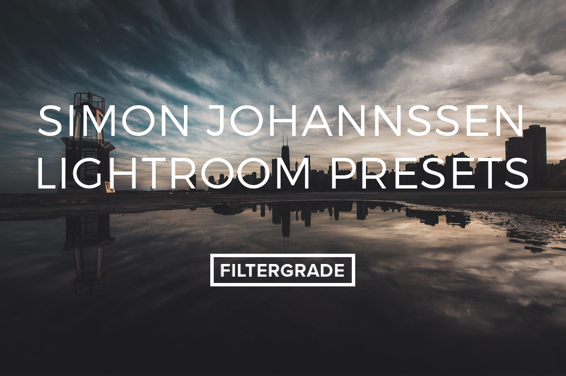 Simon Johannssen Feature Lightroom Presets