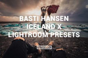 featured Basti Hansen Iceland X Lightroom Presets - FilterGrade Marketplace