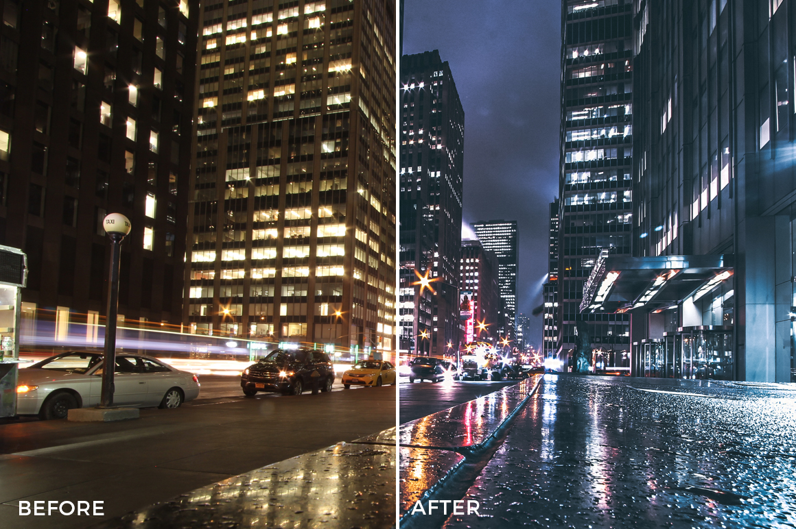 11 Alexander Zhuk Urban & Portrai Lightroom Presets Preview - FilterGrade Marketplace