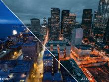 10 Alexander Zhuk Urban & Portrai Lightroom Presets Preview - FilterGrade Marketplace