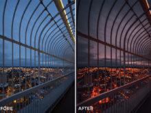 9 Alexander Zhuk Urban & Portrai Lightroom Presets Preview - FilterGrade Marketplace