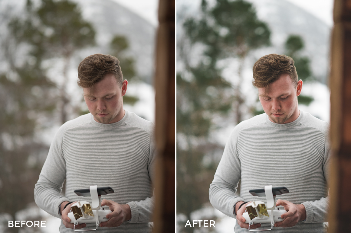 5 David Kennedy Lightroom Presets - FilterGrade Marketplace