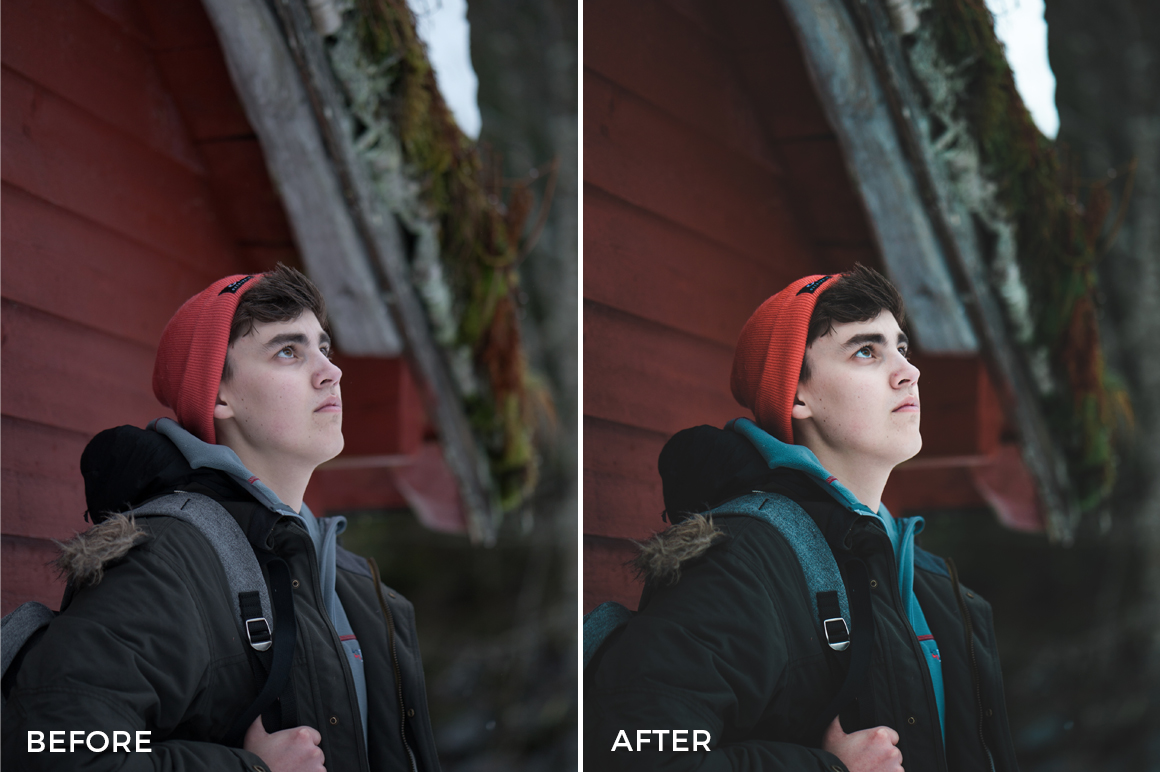 4 David Kennedy Lightroom Presets - FilterGrade Marketplace