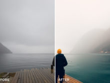 3 David Kennedy Lightroom Presets - FilterGrade Marketplace