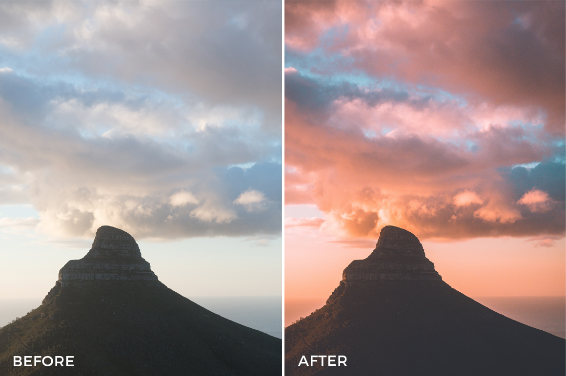 2 Dean Tucker Landscape Dreams Lightroom Presets