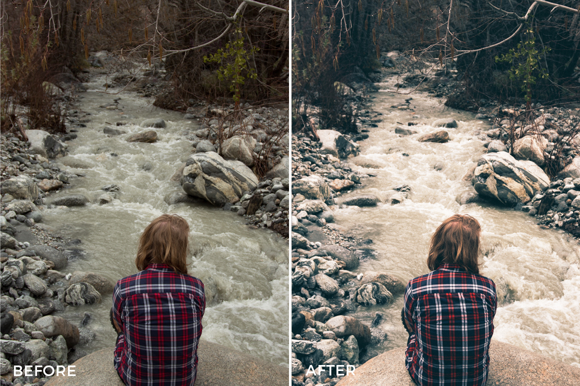 3 Carson Breed Lightroom Presets Preview - FilterGrade Marketplace