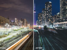 2 Alex Stelmacovich Lightroom Presets Preview - FilterGrade Marketplace