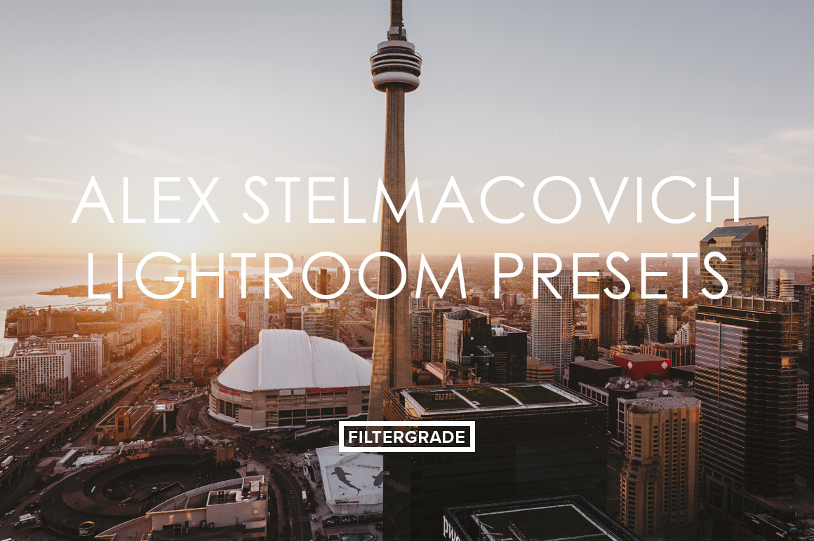 Featured Alex Stelmacovich Lightroom Presets Preview - FilterGrade Marketplace
