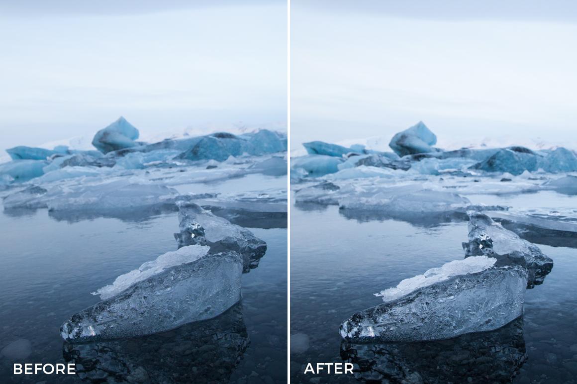 5 Amelia Le Brun Lightroom Presets Preview - FilterGrade
