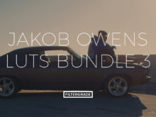 Featured Jakob Owens LUTs Bundle 3 Preview - FilterGrade