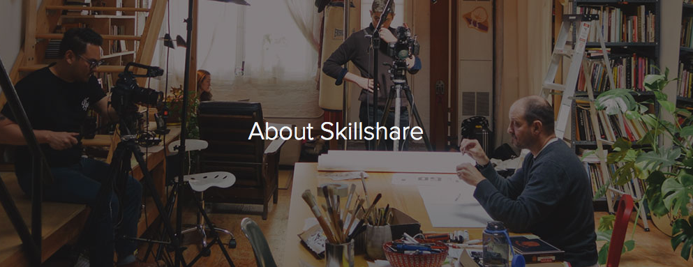 About Skillshare