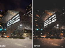 1 Alexander Zhuk Night Urban II Lightroom Presets