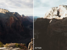 8 Noah Humphreys Lightroom Presets