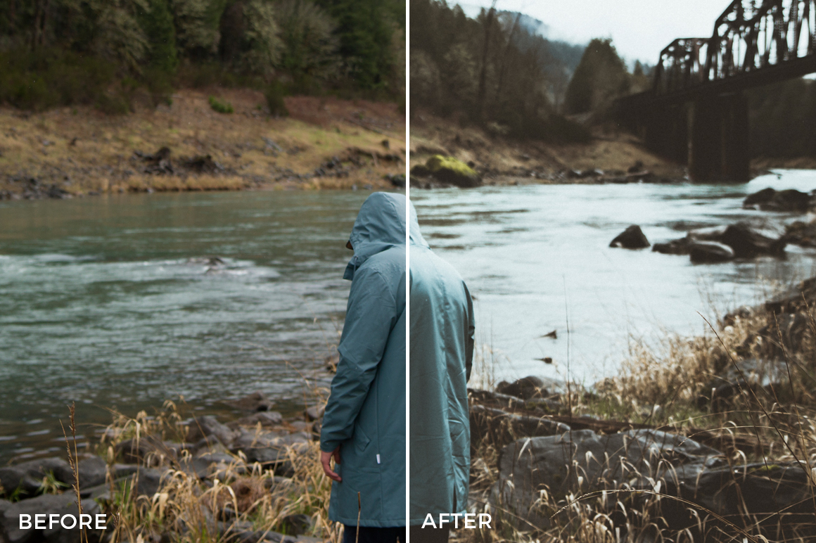 5 Noah Humphreys Lightroom Presets