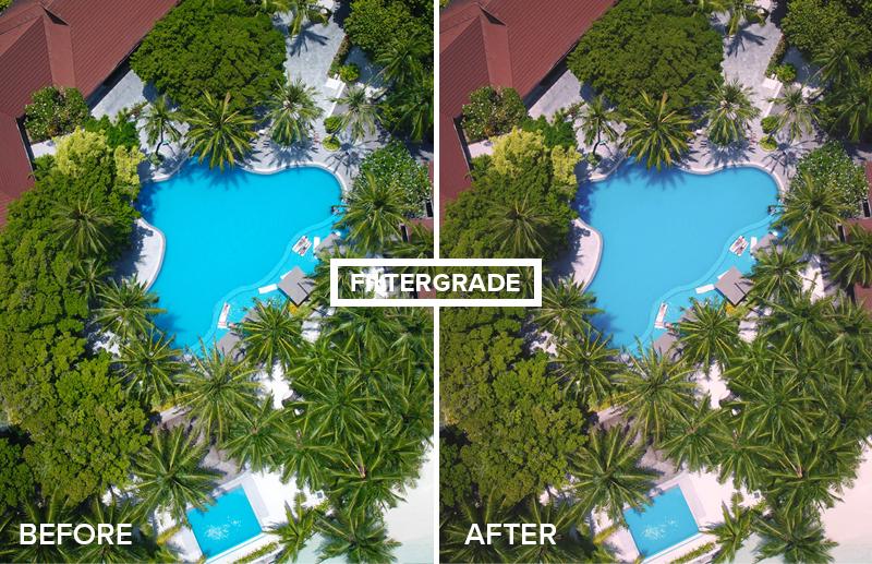 free matte luminar presets by FilterGrade